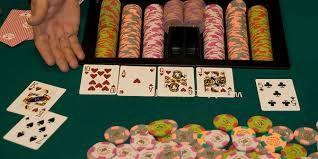 Administrasi Ekonomi Untuk Poker klip video